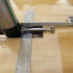 6 mm Spanner kurze Variante